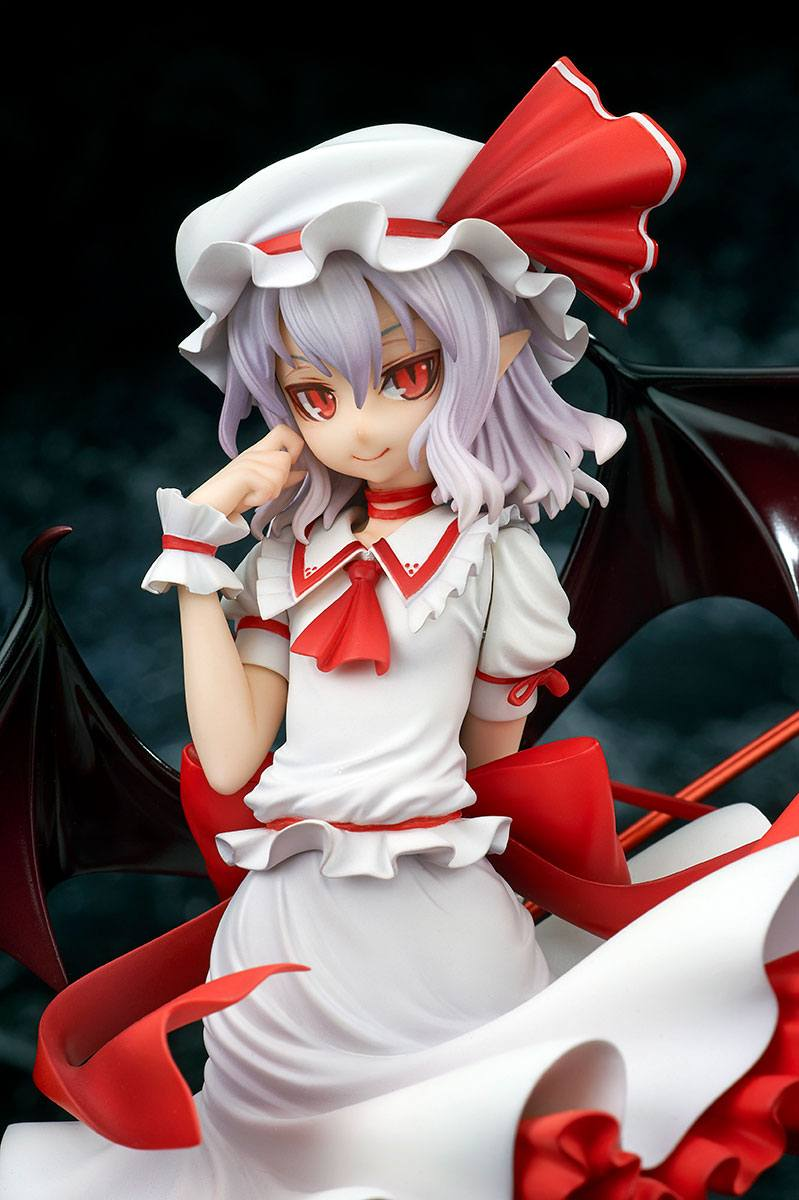 Touhou Project Statue 1/8 Remilia Scarlet Eternally Young Scarlet Moon Ver. 18 cm