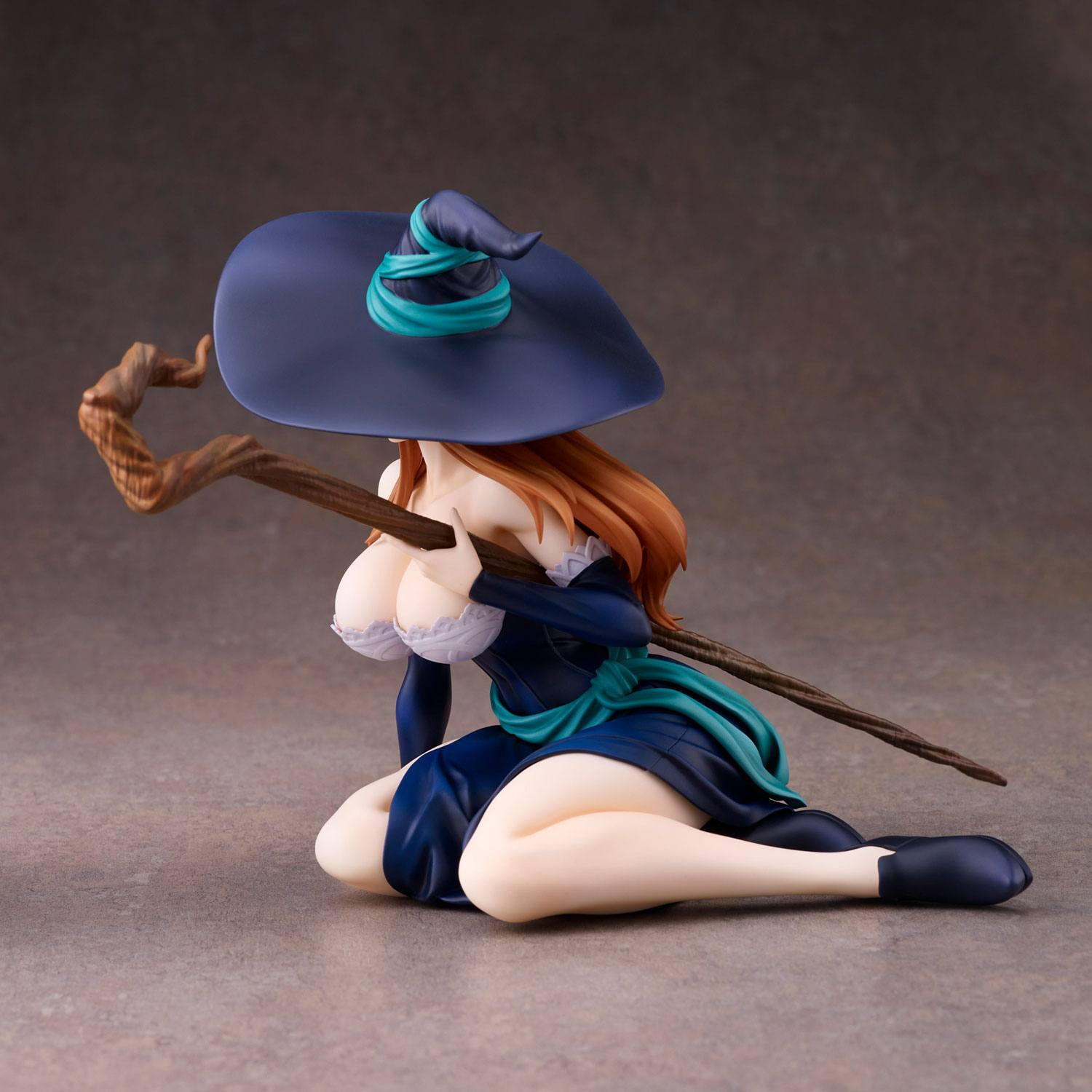 Dragon´s Crown PVC Statue Sorceress Deep Blue Ver. 15 cm