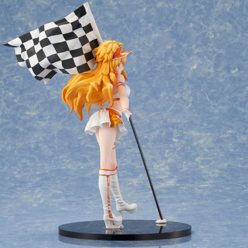 The Idolmaster: Million Live! Statue Miki Hoshii Small Devil Circuit Lady Ver. 25 cm